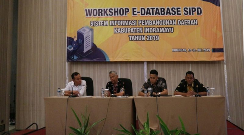 Bappeda Gelar Workshop SIPD